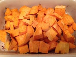 Honey Butter Sweet Potatoes